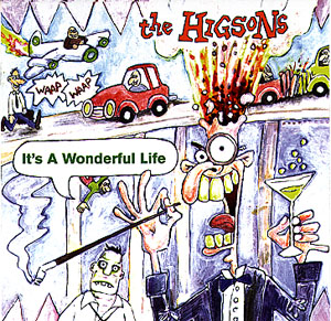 The Higsons CD